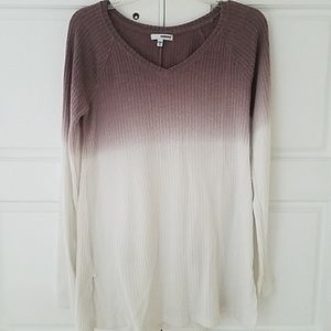 SONOMA thermal long sleeve
